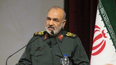 صورة الحرس الثوري الإيراني: أمريكا غير قادرة على تحمل حرب جديدة