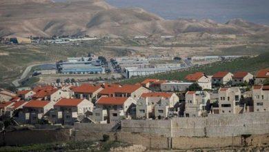 بناء 20 ألف وحدة استيطانية بالضفة الغربية منذ تسلم نتنياهو الحكم