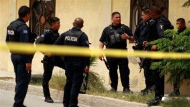 صورة مقتل وإصابة 13 ضابطًا ومدنيًا في هجوم لعصابة إجرامية بالمكسيك