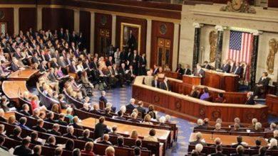 صورة مشروع قانون ديمقراطي يمنع البنتاجون من تحويل الأموال لصالح الجدار الحدودي