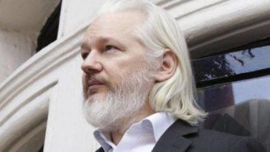 صورة حبس مؤسس ويكيليكس لمدة 50 أسبوعًا لانتهاكه شروط الإفراج المؤقت عنه