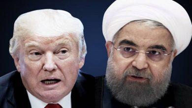 صورة ترامب: إيران أصبحت دولة ضعيفة ومستعدون للتفاوض معها إذا أرادت ذلك