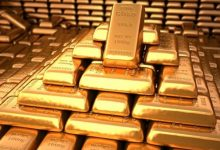 صورة الذهب يتجه لأكبر انخفاض أسبوعي في عامين ونصف
