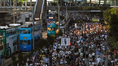 اغلاق جميع المدارس في هونج كونج لأسباب أمنية