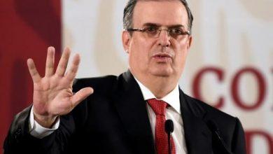 صورة وزير خارجية المكسيك: لا اتفاقات سرية مع الولايات المتحدة بشأن الهجرة