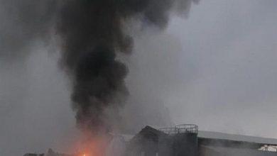 صورة ارتفاع حصيلة مصابي انفجار مصنع الديناميت في روسيا إلى 38 شخصًا