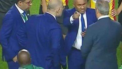 صورة الكاف يدرس إيقاف رئيس نادى الترجى التونسى لمدة عامين