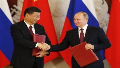الكرملين: الشراكة الروسية – الصينية ليست موجهة ضد أي بلد آخر