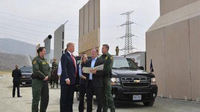 صورة ترامب: تعليق الرسوم على المكسيك بعد الاتفاق معها حول الهجرة