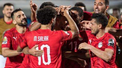 صورة مصر تحسم التأهل إلى دور الـ 16 لبطولة أمم إفريقيا
