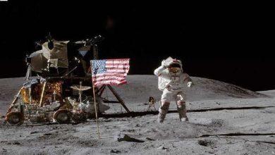 صورة 50 عامًا على رحلة أبولو 11- هل هبط البشر على سطح القمر؟.. ولماذا لم يعودوا إليه؟