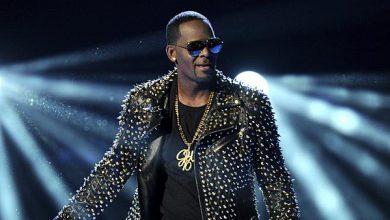 صورة القبض على مغني أمريكي شهير بتهمة ارتكاب جرائم جنسية