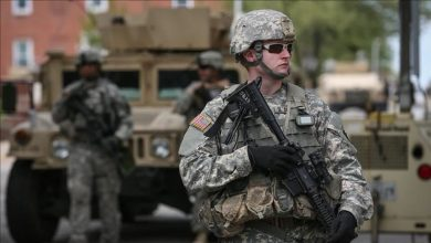 صورة الإدارة الأمريكية ترسل 500 جندي إضافي إلى السعودية