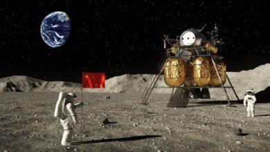 صورة اتفاق روسي صيني أوروبي على إنشاء محطة علمية على سطح القمر