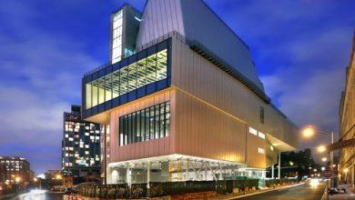 صورة معرض عن تاريخ الفن الأمريكي المعاصر في متحف ويتني بنيويورك
