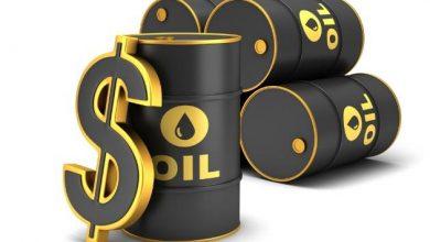 صورة ارتفاع أسعار النفط بعد تدمير أمريكا لطائرة إيرانية في مضيق هرمز