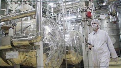 صورة الوكالة الذرية: إيران رفعت مستوى تخصيب اليورانيوم لـ5%