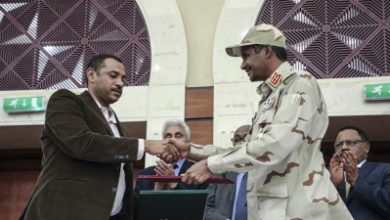 صورة تأجيل المفاوضات السودانية إلى الثلاثاء المقبل