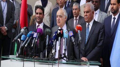 صورة 6 دول تطالب تدعو للحوار في ليبيا