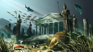 صورة صحيفة تكشف أسرار المدينة الغارقة التى تجسد الأساطير اليونانية
