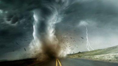 صورة إعصار دوريان يشتد وينتقل إلى الفئة الرابعة في أمريكا