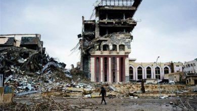 صورة أمريكا توقع مذكرة تفاهم لإعادة إعمار العراق