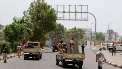 انسحاب الانفصاليين في اليمن من بعض المواقع بعدن