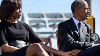 صورة أوباما وميشيل يظهران بأول فيلم من إنتاجهما