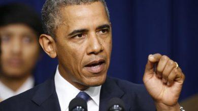صورة أوباما: الولايات المتحدة ليست عاجزة عن التصدي للعنف المسلح