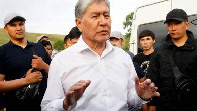 صورة اتهامات بالقتل لرئيس قرغيزستان السابق