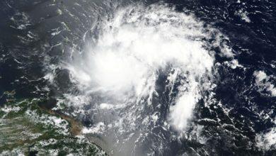صورة إعلان حالة الطوارئ في بورتوريكو مع اقتراب عاصفة دوريان