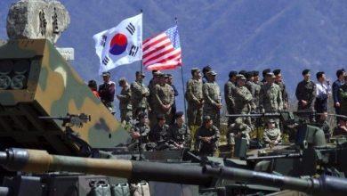صورة كوريا الجنوبية وأمريكا تبدأن تدريبات عسكرية مشتركة