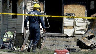 صورة مصرع 5 أطفال في حريق بدار للرعاية بولاية بنسلفانيا الأمريكية