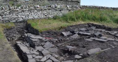 صورة اكتشاف حانة مخصصة للنخبة فى اسكتلندا عمرها ألف سنة