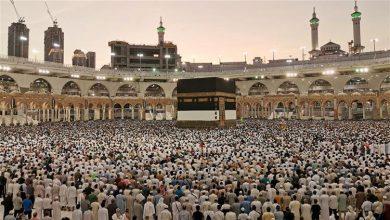 أكثر من مليوني مسلم يتوافدون إلى منى لبدء مناسك الحج