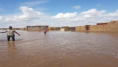 صورة استنفار في السودان لمواجهة فيضان مرتقب بعد ارتفاع منسوب النيل الأزرق