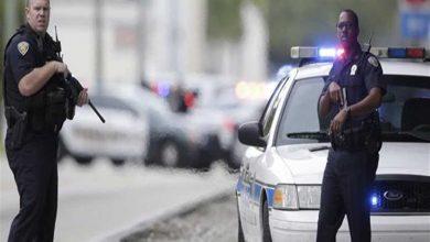 صورة مسلح يطلق النار على الشرطة في بنسلفانيا الأمريكية