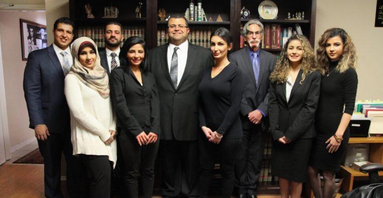 صورة مكاتب المحامي محمد الشرنوبي للهجرة و التجنس