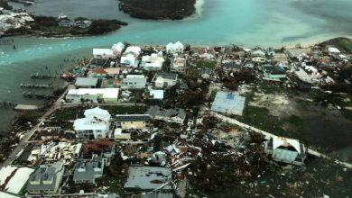 """الإعصار دوريان يستعيد قوته ويستهدف """"كارولينا"""""""