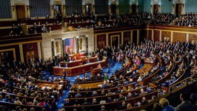 """صورة الكونجرس يعقد جلسة تاريخية لمناقشة قانون """"حظر المسلمين"""""""
