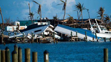 صورة جزر البهاما على موعد مع عاصفة استوائية قد تتحول لإعصار جديد