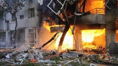 صورة 23 قتيلاً عدد ضحايا حريق مصنع للألعاب النارية فى الهند