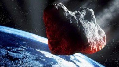 """صورة كويكب """"خوفو"""" أكثر الأجسام الفضائية تهديدًا للأرض"""