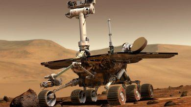 صورة ناسا تجرى اختبارها للدوران الأول لمركبة مستكشف المريخ 2020