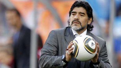 مارادونا يقترب من تدريب فريق أرجنتيني