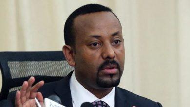 صورة آبي أحمد يندد بمحاولة إثارة أزمة عرقية في إثيوبيا