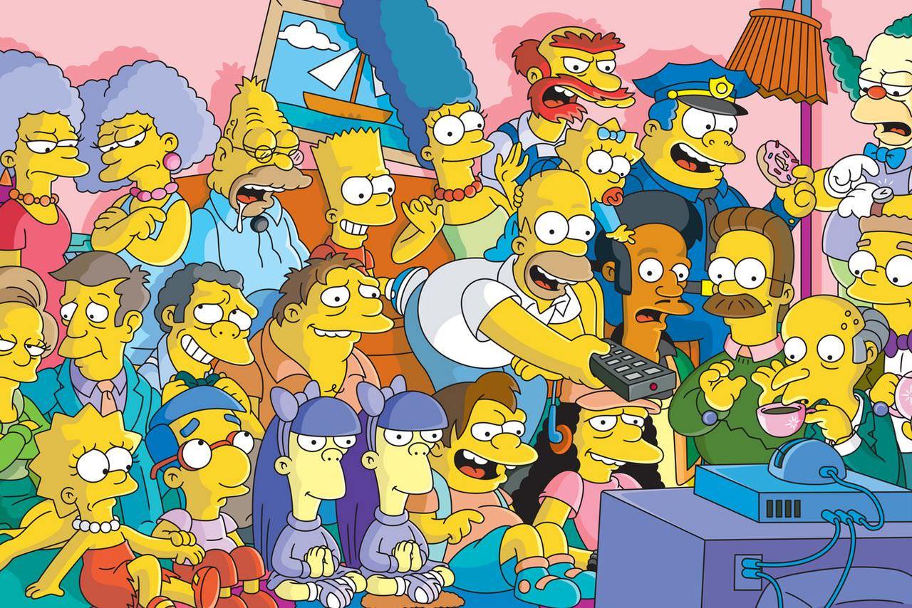 """مسلسل """"The Simpsons"""".. تنبؤات مثيرة بالمستقبل تتحقق بالفعل!"""