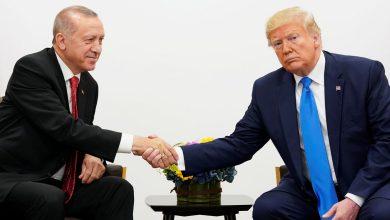 ترامب لأردوغان: لن أسمح بإصابة جندي أمريكي
