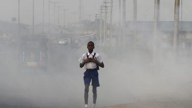 تلوث الهواء يصيب الأطفال بالقلق