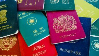 صورة أقوى جوازات السفر.. اليابان وسنغافورة عالميًا، والإمارات عربيًا